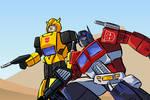 Transformers Flash Short