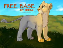 Free Lion Base by Vivial