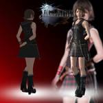 Final Fantasy XV - Iris Amicitia
