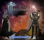 Final Fantasy XV - Gentiana(update)