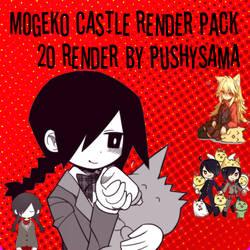 Mogeko Castle render pack download! (20 render)