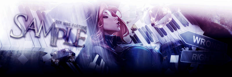 MISS FORTUNE [.PSD REF]