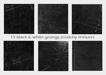 black and white icon textures2 by diebutterfliege