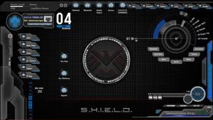 S.H.I.E.L.D Interface