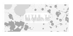 Ink Splatter Set by AliceMeraviglia
