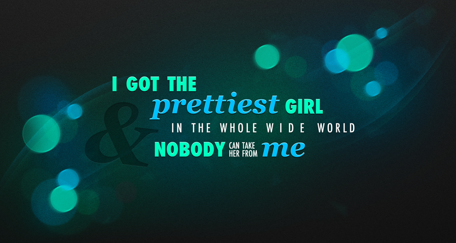 Prettiest Girl in the World by 64cent