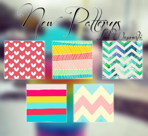 +New Patterns