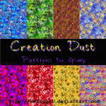 Creation Dust