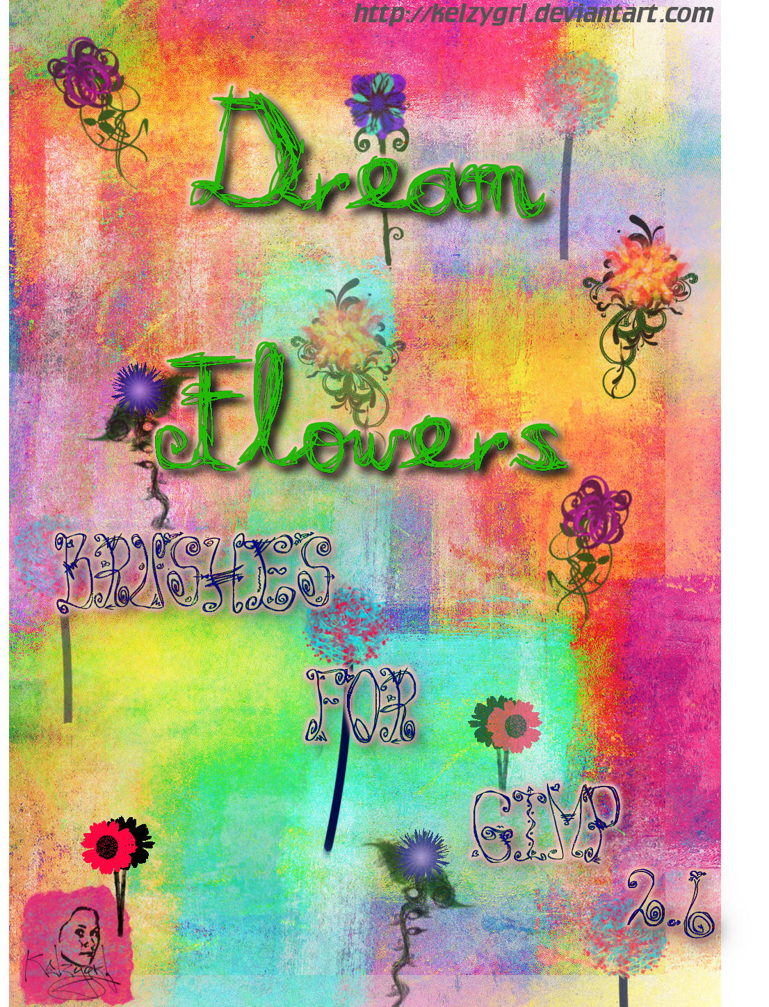 Dream Flowers by kelzygrl