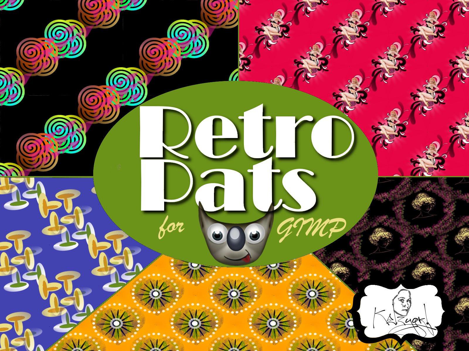 Retro Pats by kelzygrl