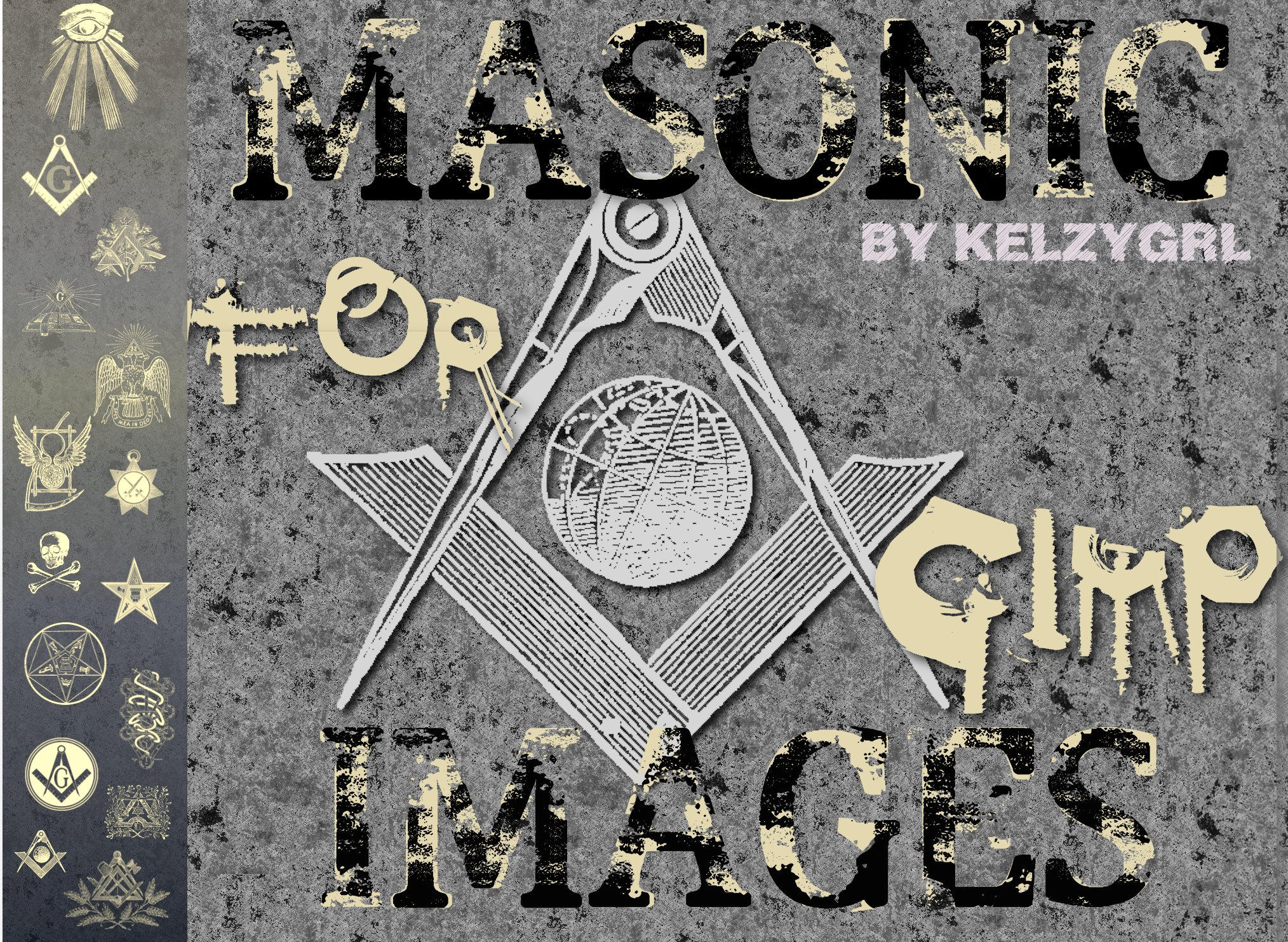 Masonic Images by kelzygrl