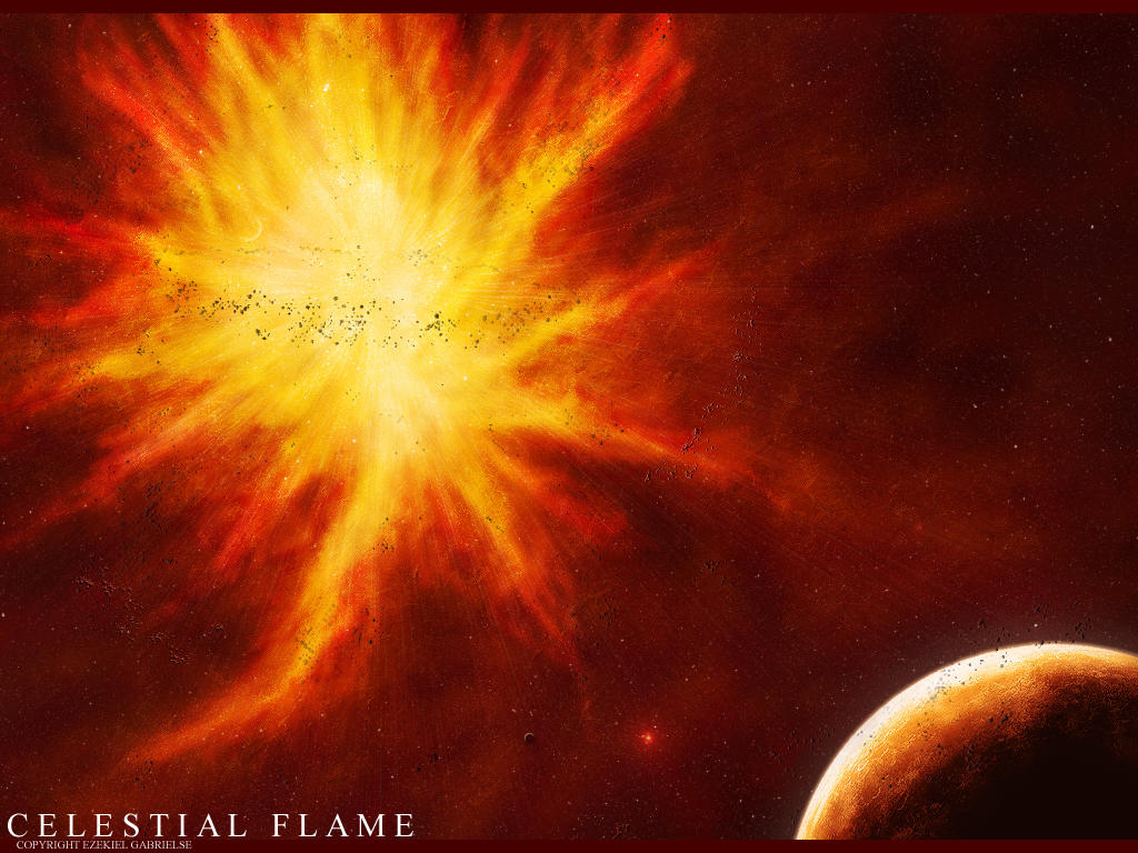 Celestial Flame wallpaper pack by Eclipse-CJ3