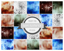 Grunge Icon Textures by elizacunningham