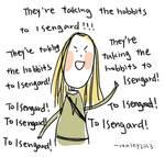 [GIF] To Isengard! To Isengard! To Isengard!