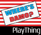 Where's Damo? by 53xy83457