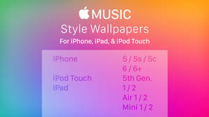 Apple Music - Wallpapers by simalary44