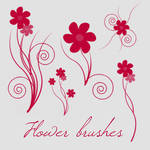 Flower brushes