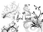floral brush 4