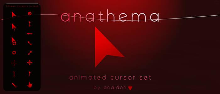 Anathema Cursor