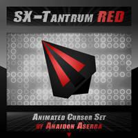 SX-Tantrum Cursor Set by Anaidon-Aserra