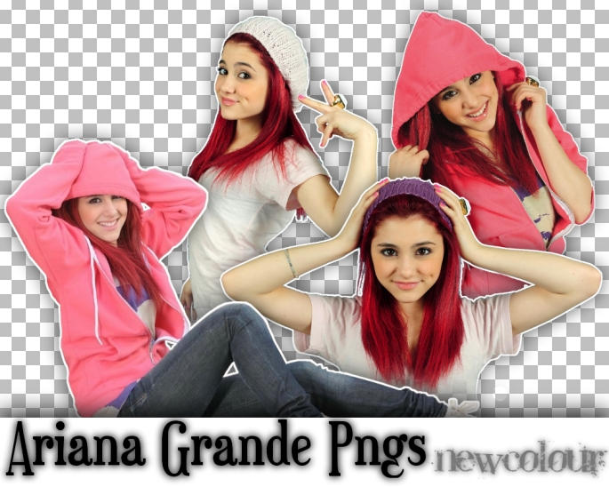 Ariana Grande Png Pack by Suyesil