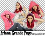 Ariana Grande Png Pack