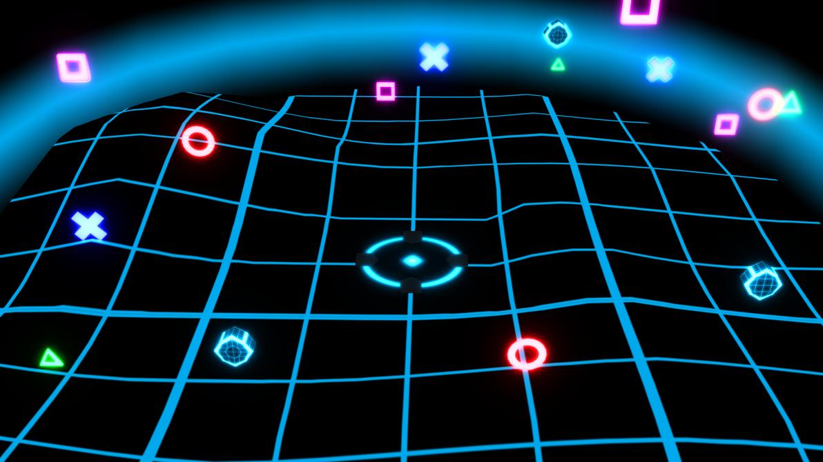 Cyber World Stage Dl By Ravenuzukichan On Deviantart