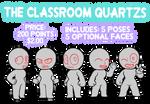 The Classroom Quartzes Base   P2U