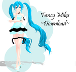 Fancy Miku - Download