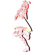 [Early Christmas Gift] Gumdrop-chan - Download by SapphireRose-chan