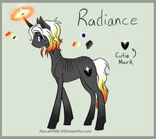 Radiance Reff by rascal4488