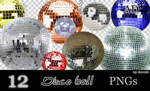 Disco Ball PNGs