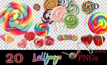 Lollipop PNGs
