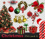 Christmas PNG pack II.