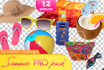 Summer png pack