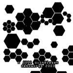 hexagon brush set