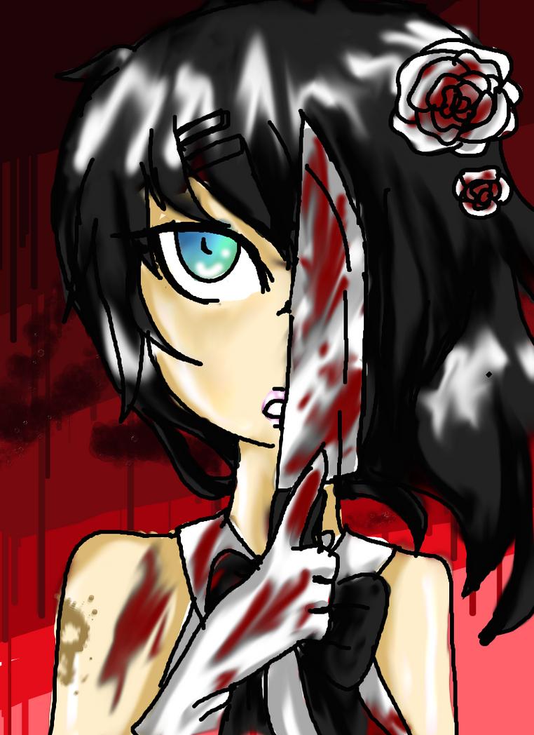 Of Red Roses by SW-NekoNeko