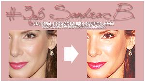 36 PSD Sandra Bullock by OumBoJae