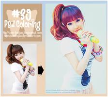 39 Park bom Coloring PSD