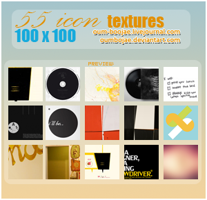 icon TEXTUREs 07 by OumBoJae