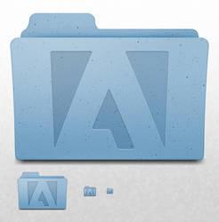 Mac OS X Folder - Adobe