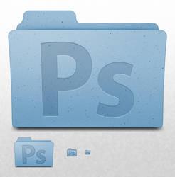 Mac OS X Folder - Adobe Photoshop