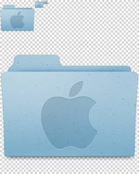Mac OS X Folder Template