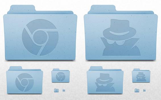 Mac OS X Folder - Google Chrome