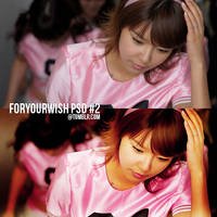 foryourwish psd 3 - sooyoung. by foryourwish