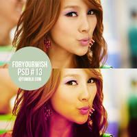 foryourwish psd 13 - lee hyori by foryourwish