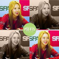foryourwish psd 15 - hyoyeon by foryourwish
