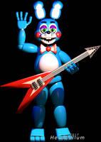 CINEMA 4D DOWNLOAD - Toy Bonnie - HeroGollum by HeroGollum