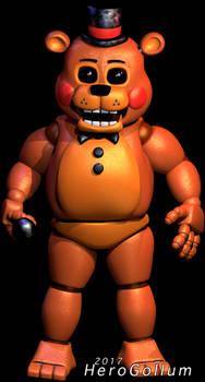 CINEMA 4D DOWNLOAD - Toy Freddy - HeroGollum