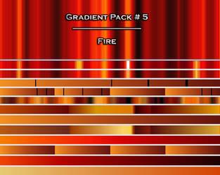 Gradient Pack 5 by LadyBlacksword
